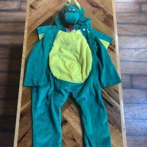 Dragon costume 2-4 years